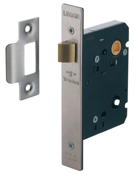 Mortice Latch, Standard, Case Size 76 mm