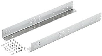 Mounting Brackets, for Accuride 5321EC and Accuride 5321 Drawer Runners
