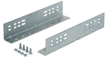 Mounting Brackets, for Accuride 7957, 9301 and 9308 Drawer Runners