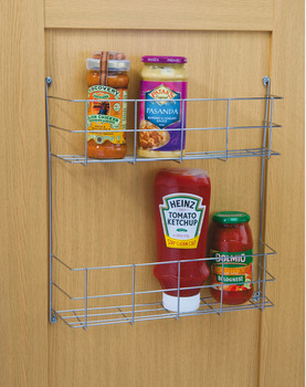 Multi-Purpose Rack, Linear Wire, Depth 95 mm