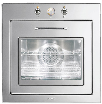 Multifunction Oven, Thermo-Ventilated, 600 mm, Smeg Piano