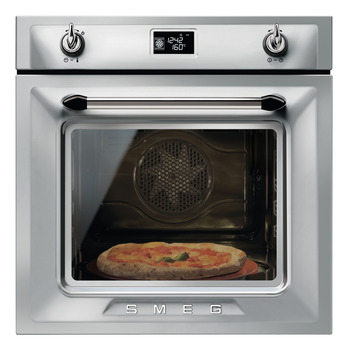 Multifunction Oven, Traditional Multifunction, 600 mm, Smeg Victoria