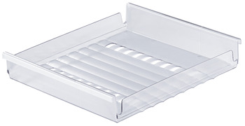 Multipurpose Tray, Width 240-480 mm, for Elite Soft Close Range, Vibo