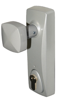 Outside Access Device, with Knob and Euro Profile Cylinder