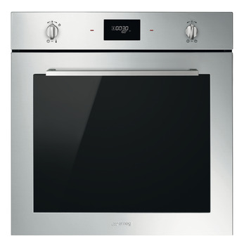 Oven, Pyrolitic Multifunction, 600 mm, Smeg Cucina