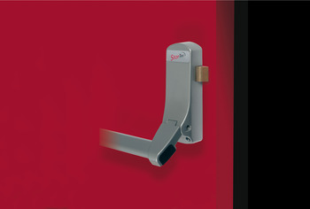 Panic Latch, Single, Exit Only, for Doors Max. 1220 mm Wide, Startec