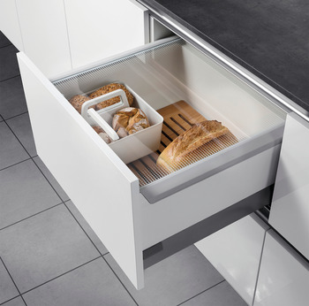 Pantry Box, for 600 mm Wide Drawers, Hailo