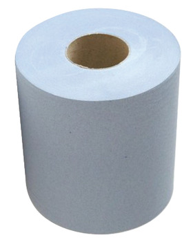 Paper Wipe Roll, for Centrefeed Dispenser, 125 m, Blue