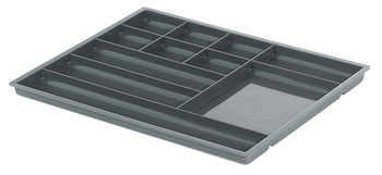 Pen and Pencil Tray, with Eleven Compartments, Plastic