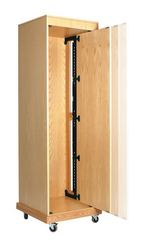 Pivot Sliding Door Runners, for Cabinet Doors, Accuride 1432