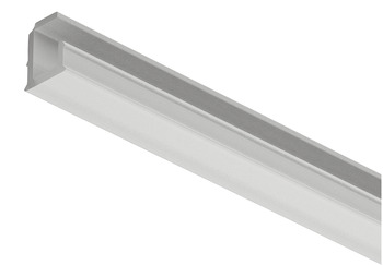 Plastic Profile, for Recess Mounting Loox5 LED Flexible Strip Lights, 1102