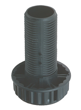 Plinth Foot Section, for use with Shaft Sections