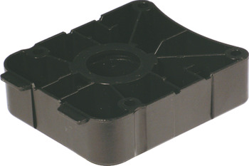 Plinth Foot Top Section, Recycled Plastic