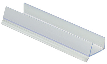 Plinth Sealing Strip, for 18-19 mm Thick Plinth Panels, 3050 mm Length