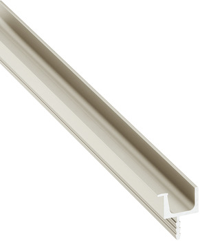 Profile Handle, Anodised Aluminium, Length 2500 mm, Lamone