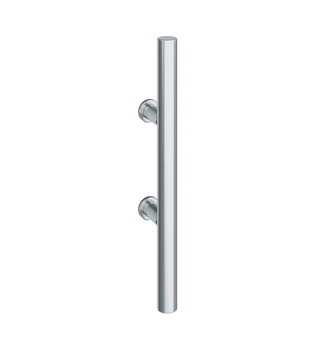Pull Handle, Back to Back Fixing, 304 Stainless Steel, FSB 6681