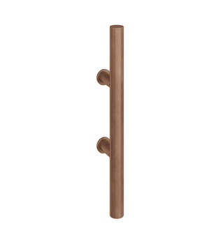 Pull Handle, Back to Back or Secret Fixing, Bronze, FSB 6681