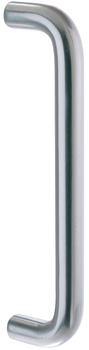 Pull Handle, Bolt Through Fixing, 316 Stainless Steel, Snowdon/Ben Nevis