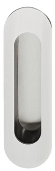 Pull Handle, Flush, 155 x 45 mm, Grade 304 Stainless Steel, FSB 4250