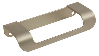 Pull Handle, Zinc Alloy, Fixing Centres 96 mm, Regent