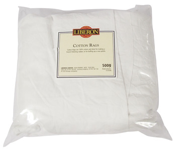 Rags, 100% Pure Cotton, for Wood Care