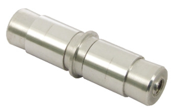 Rail Connector, 303 Stainless Steel Cubicle Fittings, PBA