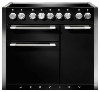 Range Cooker, 1000 mm, Mercury
