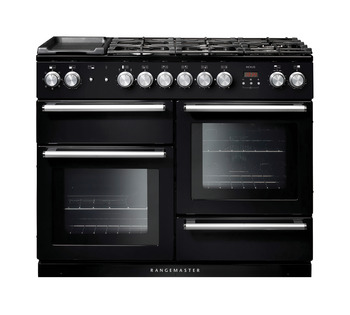 Range Cooker, Dual Fuel 1092 mm, Rangemaster Nexus 110