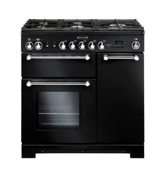 Range Cooker, Dual Fuel 900 mm, Rangemaster Kitchener 90