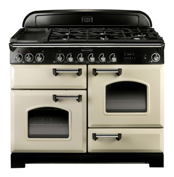 Range Cooker, Electric Ceramic 1100 mm, Rangemaster Classic Deluxe 110