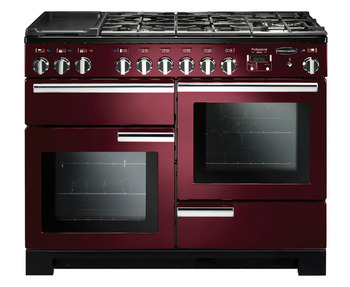 Range Cooker, Electric Induction 1100 mm, Rangemaster Professional Deluxe 110
