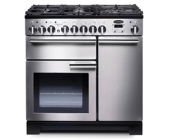 Range Cooker, Electric Induction 900 mm, Rangemaster Professional Deluxe 90