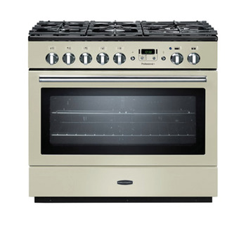 Range Cooker, Electric Induction 900 mm, Rangemaster Professional Plus FX 90