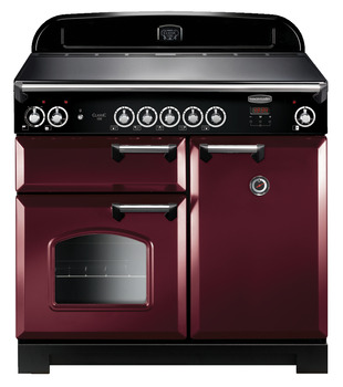 Range Cooker, Electric Induction 994 mm, Rangemaster Classic 100