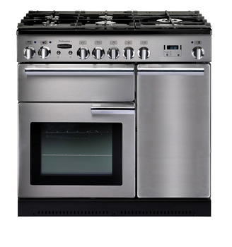 Range Cooker, Natural Gas 900 mm, Rangemaster Professional Plus 90