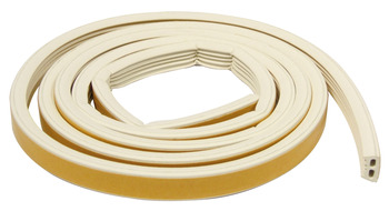 Raven Draught Seal, Compression, for Door and Window Frames