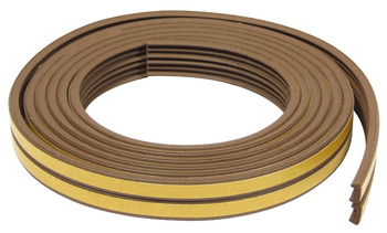 Raven Draught Seal, E Strip, for Door and Window Frames