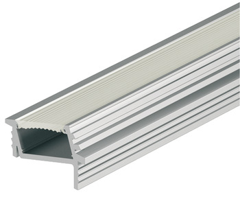 Recessed Aluminium Profile, for LED Flexible Strip Lights