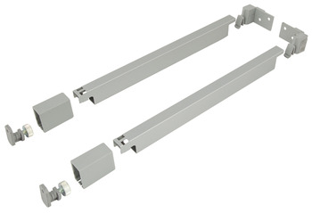 Rectangular Railing Set, for use with Nova Pro Scala Drawers