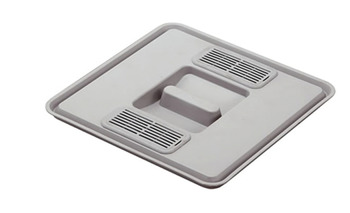 Replacement Bin Lid, Capacity 12 Litre, for City Waste Bin