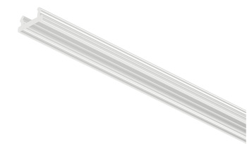 Replacement Diffuser Profile, Width 11 mm, Length 3000 mm for Loox5 Aluminium Profiles
