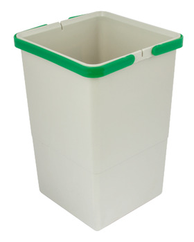 Replacement Inner Bin, Capacity 12 Litre, for City Waste Bin