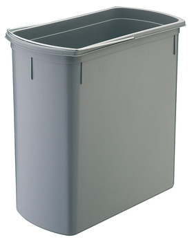Replacement Inner Bin, for Waste Bin, Capacity 18 litres, Hailo Uno