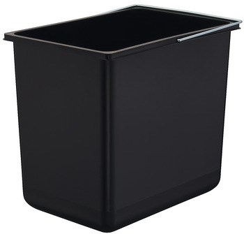 Replacement bin, 18 litres, Hailo Tandem, Rondo, Separato-K space saving waste bins