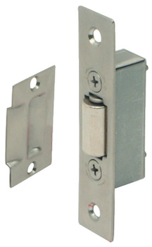Roller Catch, Mortice, Case Size 25 mm, for Full Size Doors