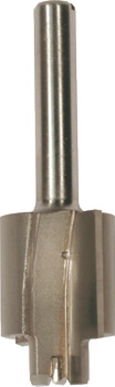Router Bit, Ø 1/4 Shank, Hi Speed Steel