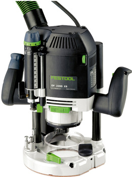 Router, OF 2200 EB Plus, Set, Festool