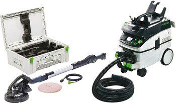 Sander, Long-Reach, Set, Festool Planex LHS 225 CT 36