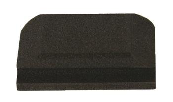 Sanding Block, Black Gel Foam, Mirka