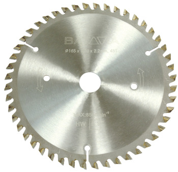 Saw Blade, Ø 165 mm, TCT, for Batavia T-Raxx Plunge Saw
